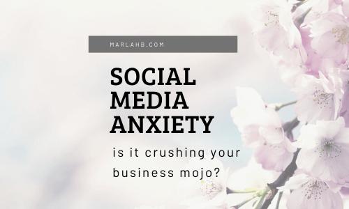 social media anxiety seo