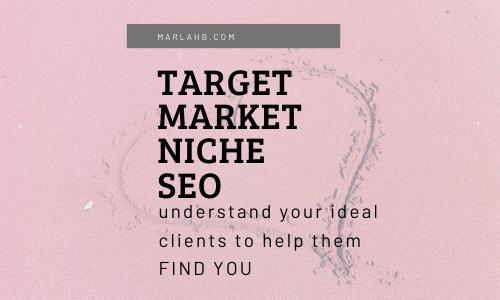target market niche seo